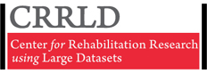 Center for Rehabilitation Research Using Large Datasets